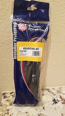 AMERICAN INTERNATIONAL VWK1008 Radio Install Kit