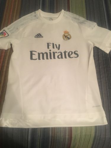 real madrid jersey Youth Xl