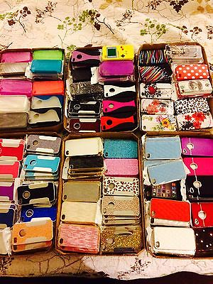 Lot of 210 Apple iPhone Case 4 4G 4S