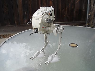 VINTAGE LUCAS FILM STAR WARS LFL 1982 IMPERIAL AT-ST SCOUT WALKER MOVING LEGS