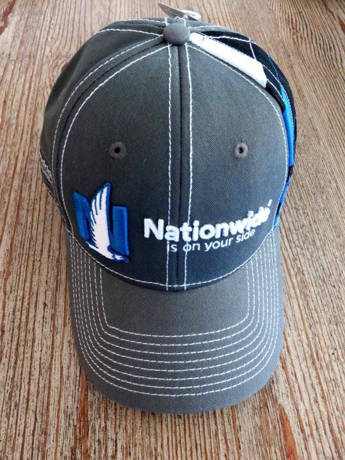 NWT NASCAR Dale Earnhardt Jr #88 Flag Stand Adjustable Hat