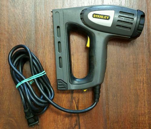 Stanley TRE550 Electric Stapler/Strip Brad Nailer