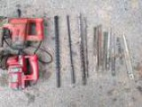 Hammer drills and bits (sykesville)