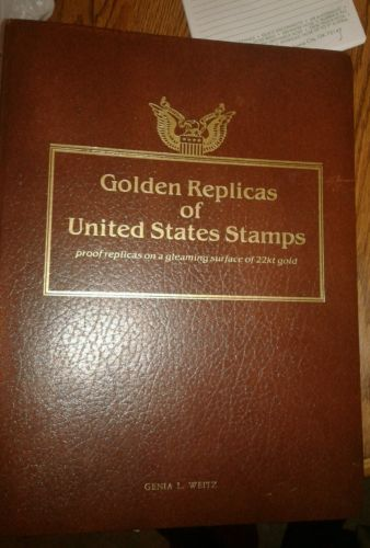golden  united states stamps