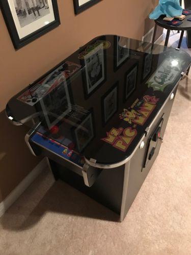 Arcade Machine - 60 Games - PAC Man Galaga Frogger