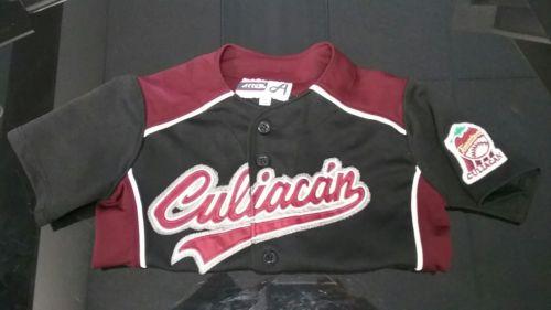 Tomateros De Culiacan Camisa de Uniforme Official Size 4T Sinaloa