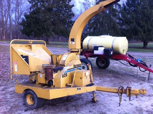 Vermeer Wood Chipper - For Sale Classifieds