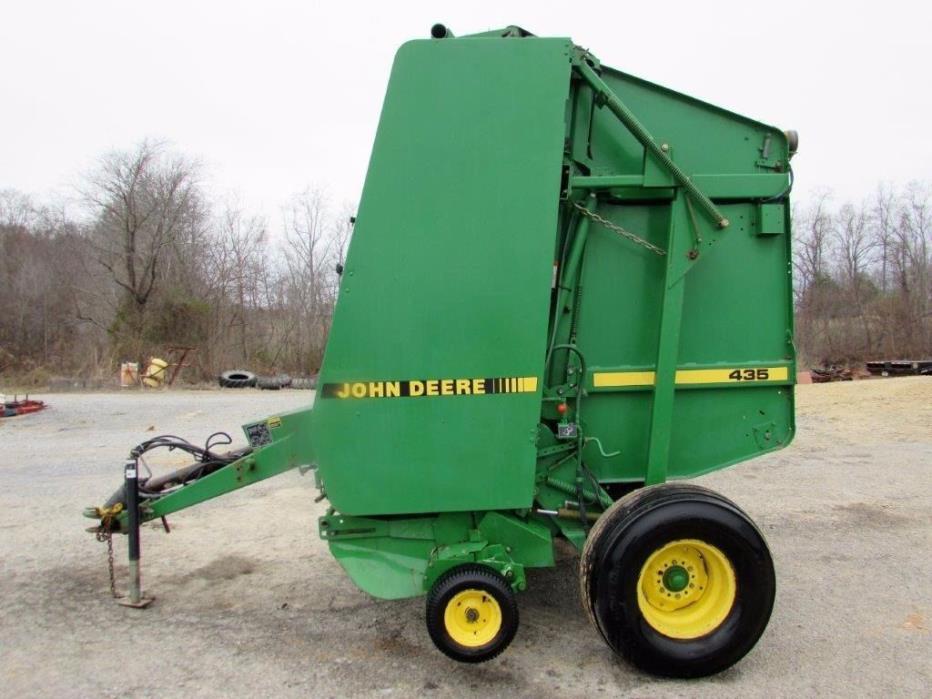 John Deere Z Trak 535 >> 435 John Deere - For Sale Classifieds