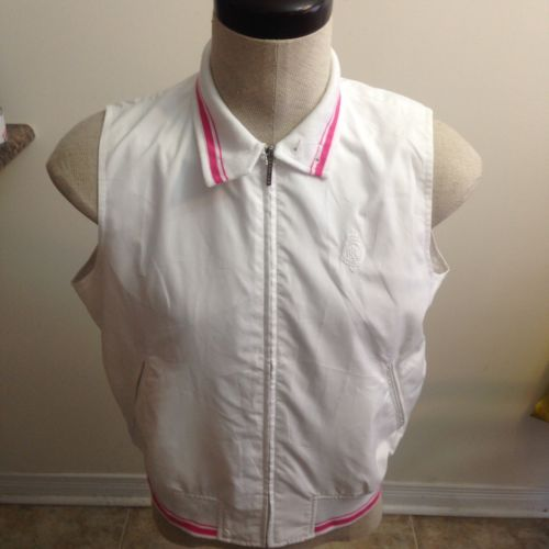 Ralph Lauren Active Vest Sz Large Women's