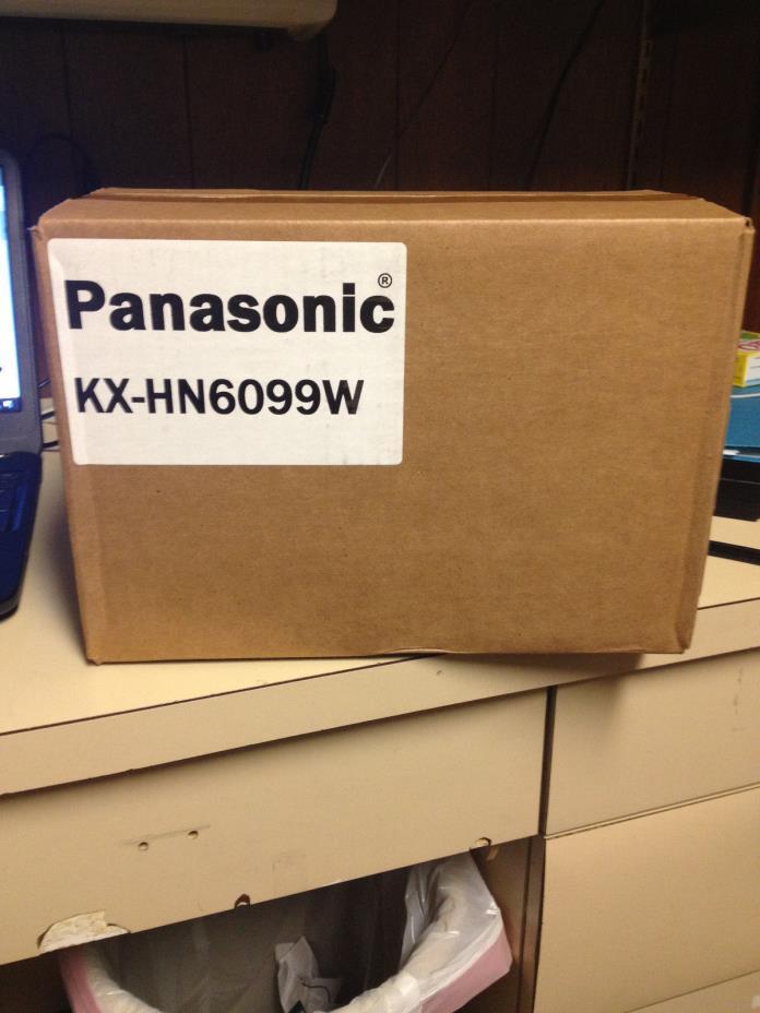 BRAND NEW!! Panasonic KX-HN6099W Home Monitoring System