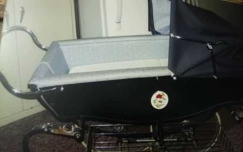 silver cross baby carriage