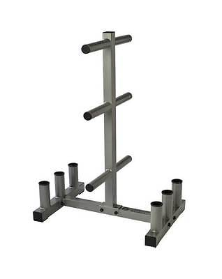 Olympic Weight Bar and Plate Holder [ID 3357704]