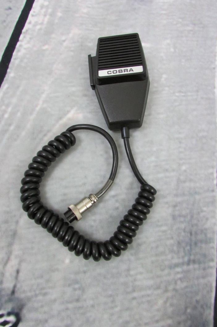 Cobra CB Radio Microphone Mic 4 Pin