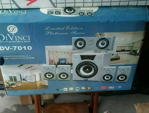 Surround sound system brand new