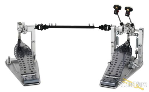 DW Machined Chain Drive Double Bass Drum Pedal - DWCPMCD2