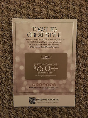 Home Decorators Collection Coupon - $75 OFF $250 Order - EXP 1/31/2017