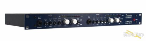 Demeter HXM-1 Dual Channel Microphone Preamplifier - Used