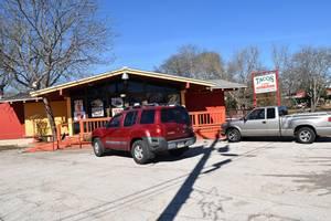 Restaurant for Sale (real estate & business) (115 st Blanco TX)