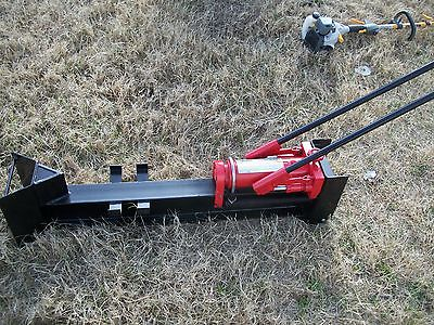 Manual Hydraulic Wood Splitter