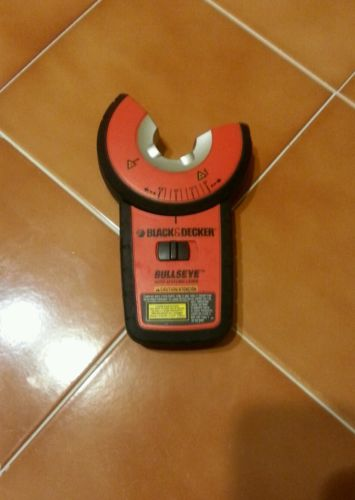 Black & Decker Bullseye automatic leveling laser