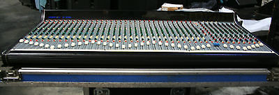 SoundTracs M-Series VIntage Analog Mixing Console with Road Case