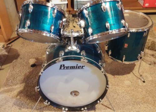 vintage premier drums for sale classifieds. Black Bedroom Furniture Sets. Home Design Ideas