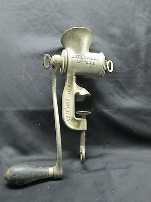 Vintage Enterprise Food Chopper #602 Patented 4/20/1920 Made in Philadelphia PA