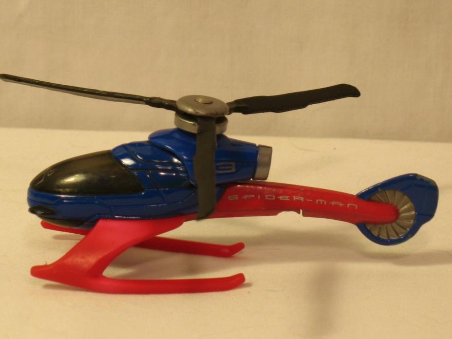 SPIDER-MAN 4 INCH HELICOPTER 2007 Marvel