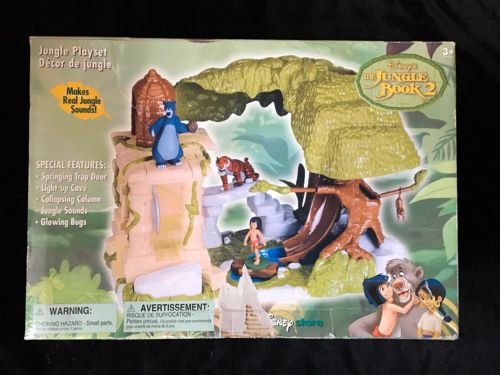 Jungle Book 2 Playset