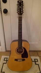 Ibanez 12 string (Pendleton)