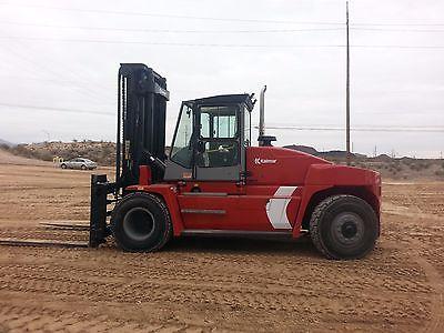 Forklift Kalmar Diesel 16 Ton