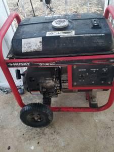 Husky generator 4000