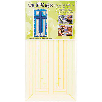 Holy Cross Quilt Magic Kit-9.5