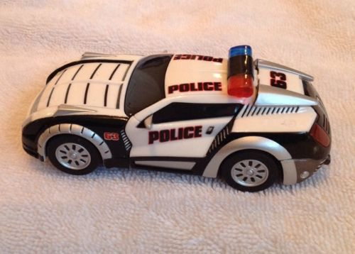 Carrera Go! Executor Police Car 61034 with Flashing Blue Light