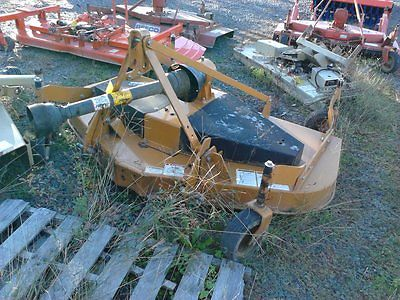 Used WOODS RD7200 6' finish mower.
