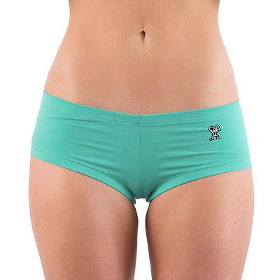 Dethrone Women's Hot Shorts - Large - Mint