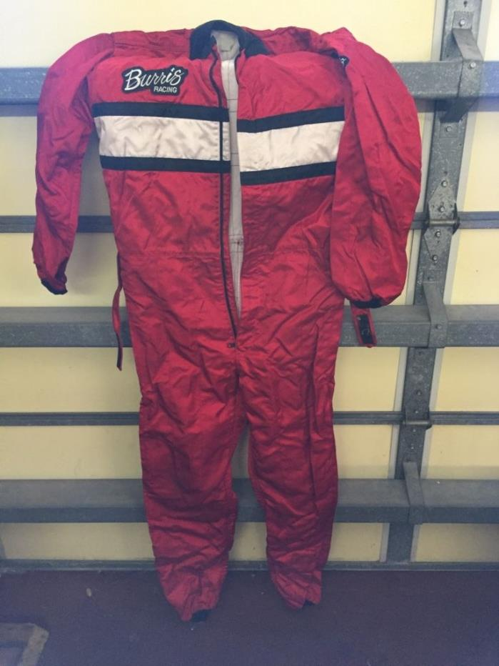 Burris Go Kart Racing Suit