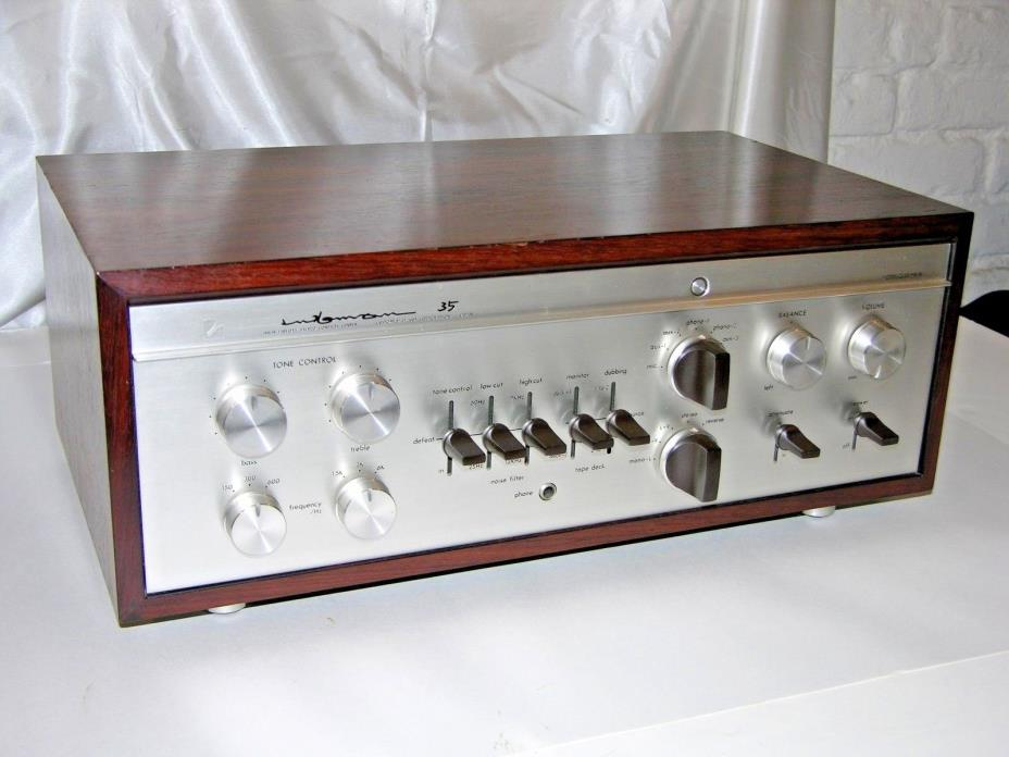 LUXMAN CL-35 MKIII TUBE PREAMPLIFIER  EXCELLENT!