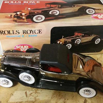 rolls royce radio