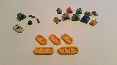 N Scale Camping Equipment Lot (TB108)