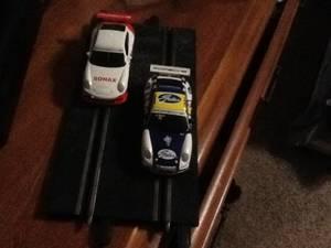 scx slot car track (Gloucester)