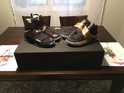 Nike 4 Wins Game 7 Lebron Kyrie Fifty Two Years Championship Pack Size 9.5