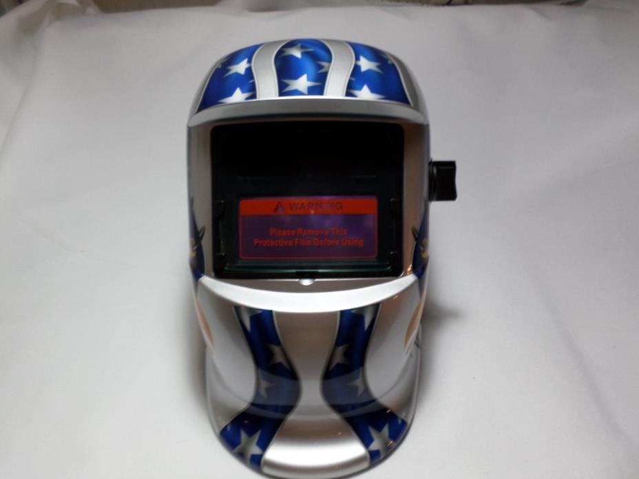 Pro Solar Auto Darkening Welding Helmet Tig Mig Arc Mask Grinding Welder Mask