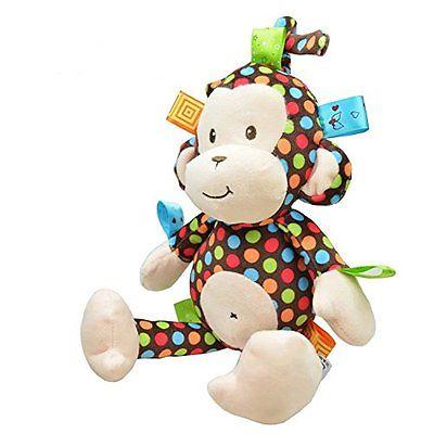 Educational Ringing Appease Monkey Toys