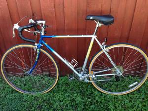 1988 Schwinn World Sport (Garland)