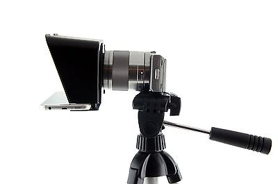 Parrot Teleprompter, The Worlds Most Portable and Affordable Teleprompter New