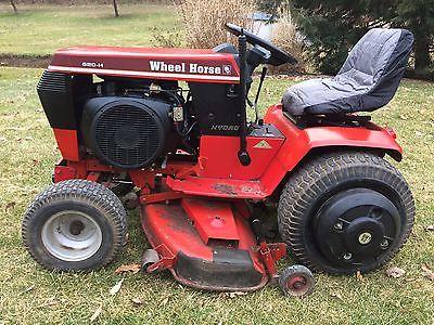 Wheel Horse tractor 20 hp