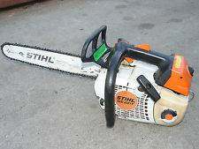 Stihl MS201T Top Handle Saw (Roy)