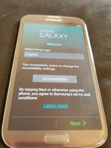 Samsung Galaxy Note 2 (Sprint )