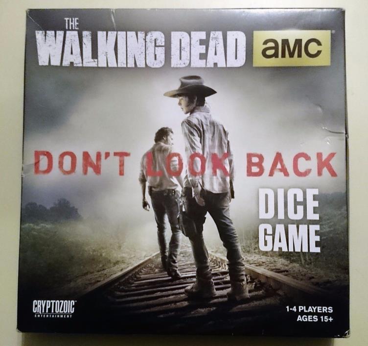 Brand New AMC The Walking Dead,
